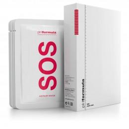Phformula SOS repair mask, 5x25g