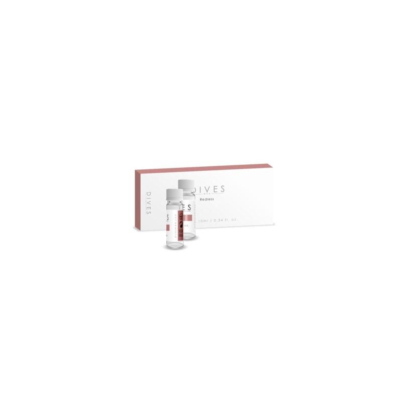 DIVES MED - REDLESS 4x10ml