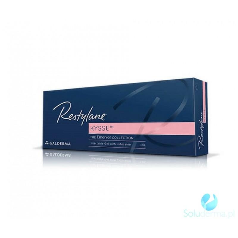 Restylane KYSSE Lidocaine 1ml (dawniej Emervel Lips)