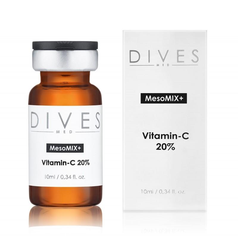 DIVES MED - VITAMIN C 20%/ WITAMINA C 1x10ml